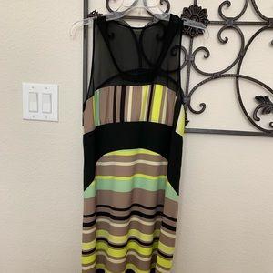 Jessica Simpson Sleeveless Hi-Lo summer Dress
